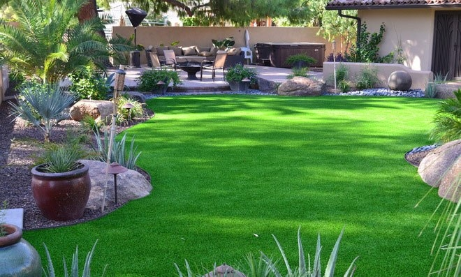 cỏ nhân tạo sàn giá rẻ