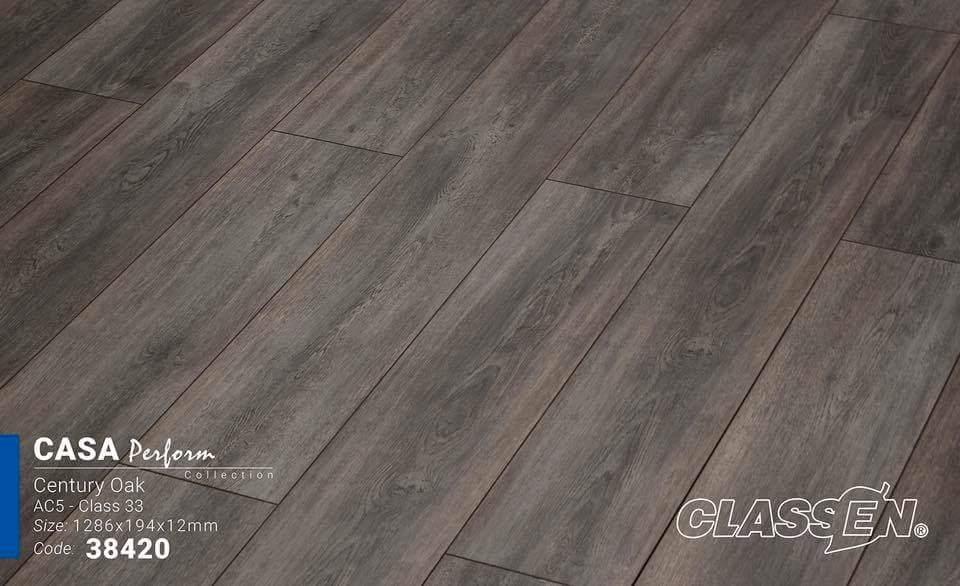 Sàn gỗ classen  casa 33