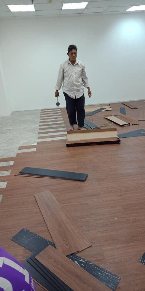 Sàn nhựa vân gỗ 1031