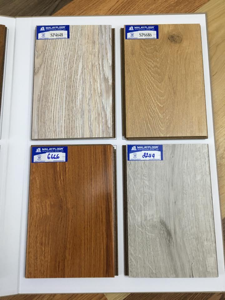 Sàn gỗ malayfloor 12mm