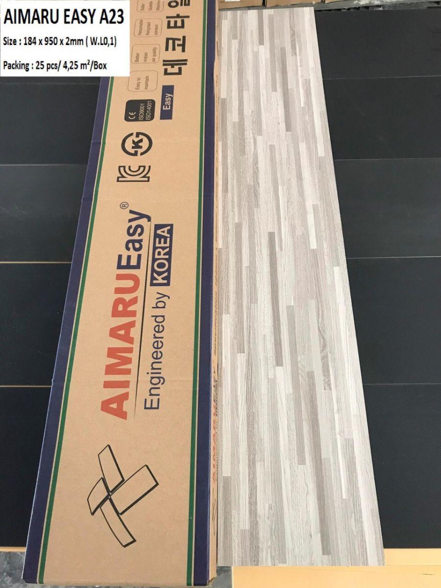 Sàn nhựa  Aimaru  EASY A23