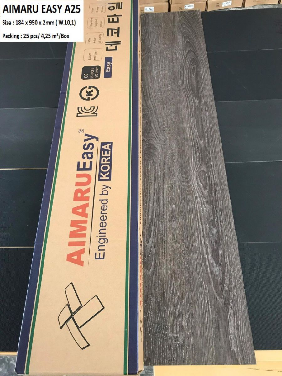 Sàn nhựa  Aimaru  EASY A25