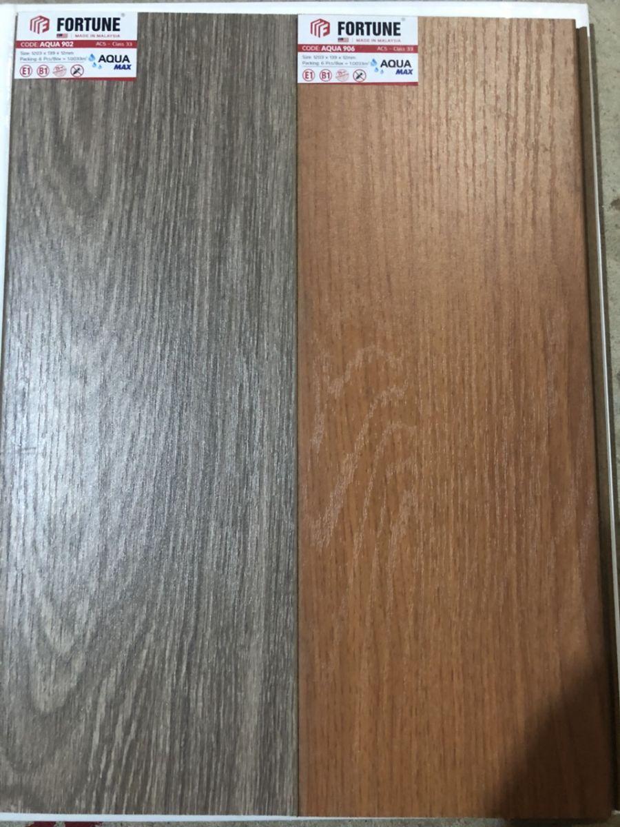sàn gỗ Fortune  chịu nước