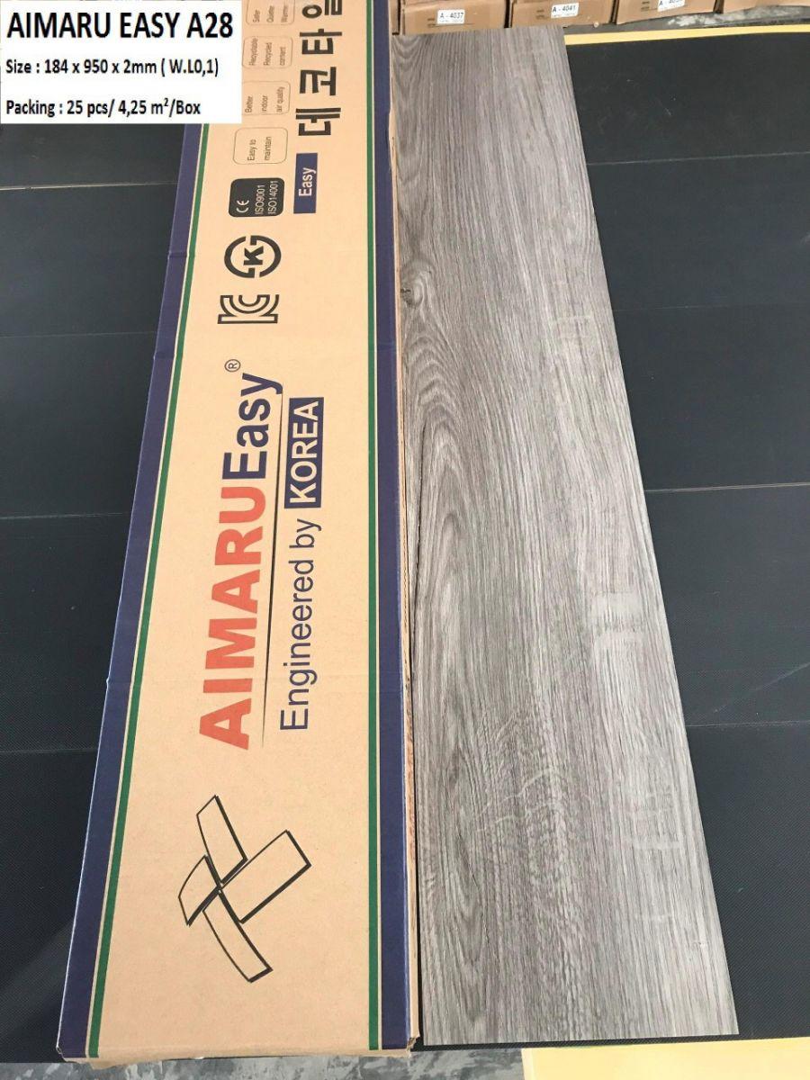 Sàn nhựa  Aimaru  EASY A28