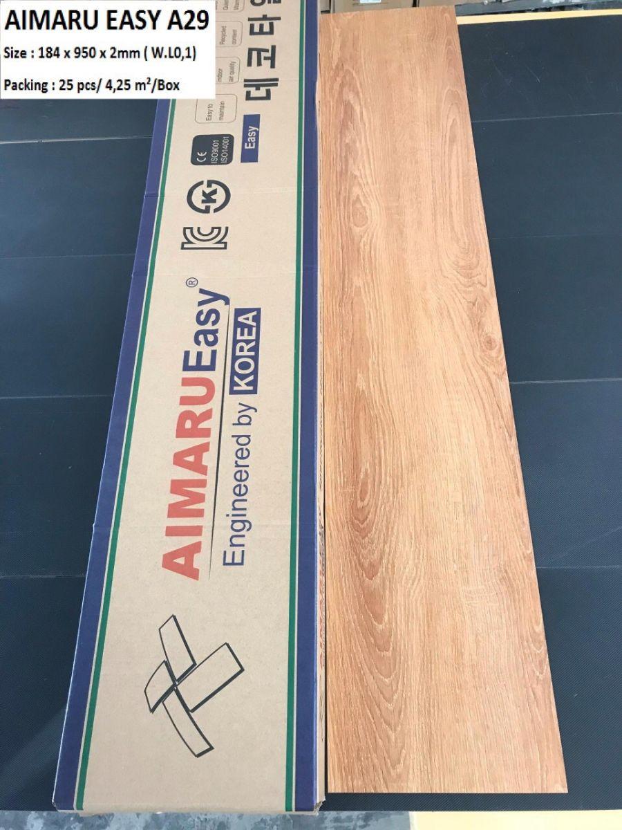 Sàn nhựa  Aimaru  EASY A29