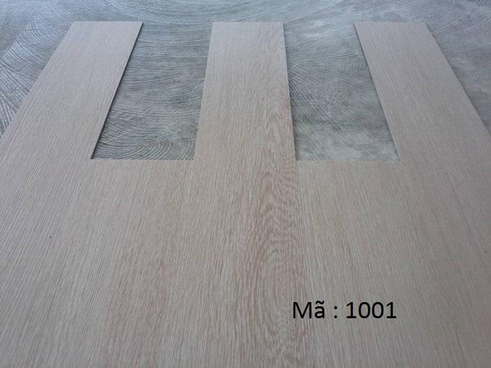 Sàn nhựa giả gỗ 1001