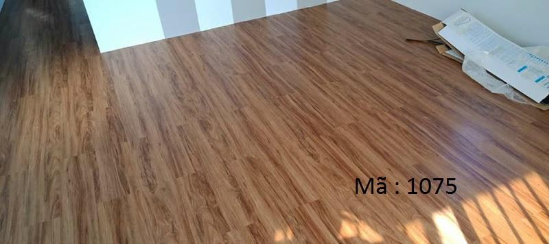 Sàn nhựa giả gỗ 1075
