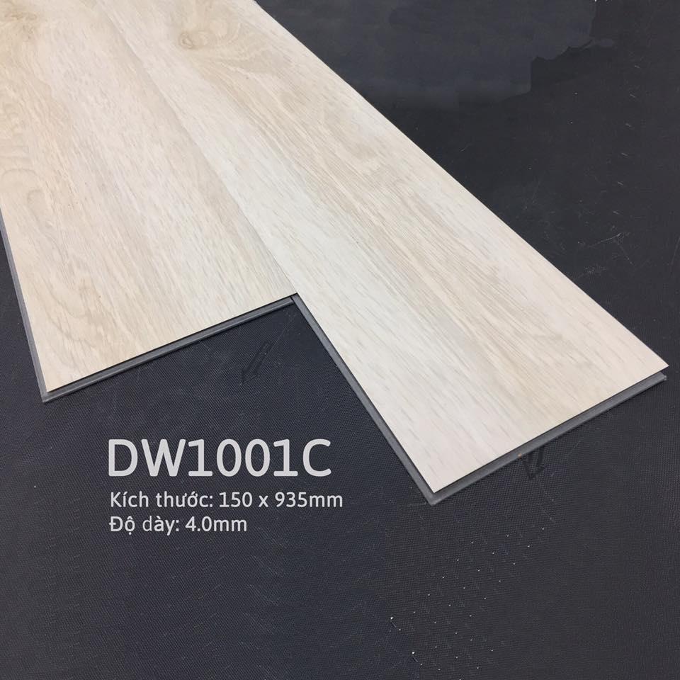 Sàn nhựa hèm khóa deluxe click DW1001