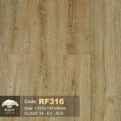 Sàn gỗ công nghiệp Rainforset RF316