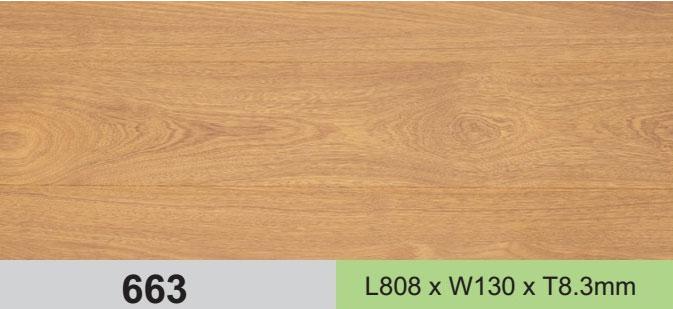 Sàn gỗ công nghiệp Wilson W 663