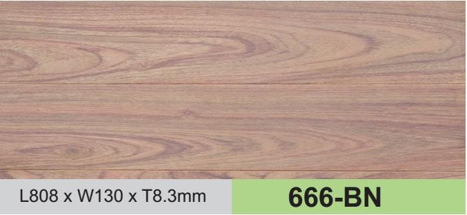Sàn gỗ công nghiệp Wilson W 666BN
