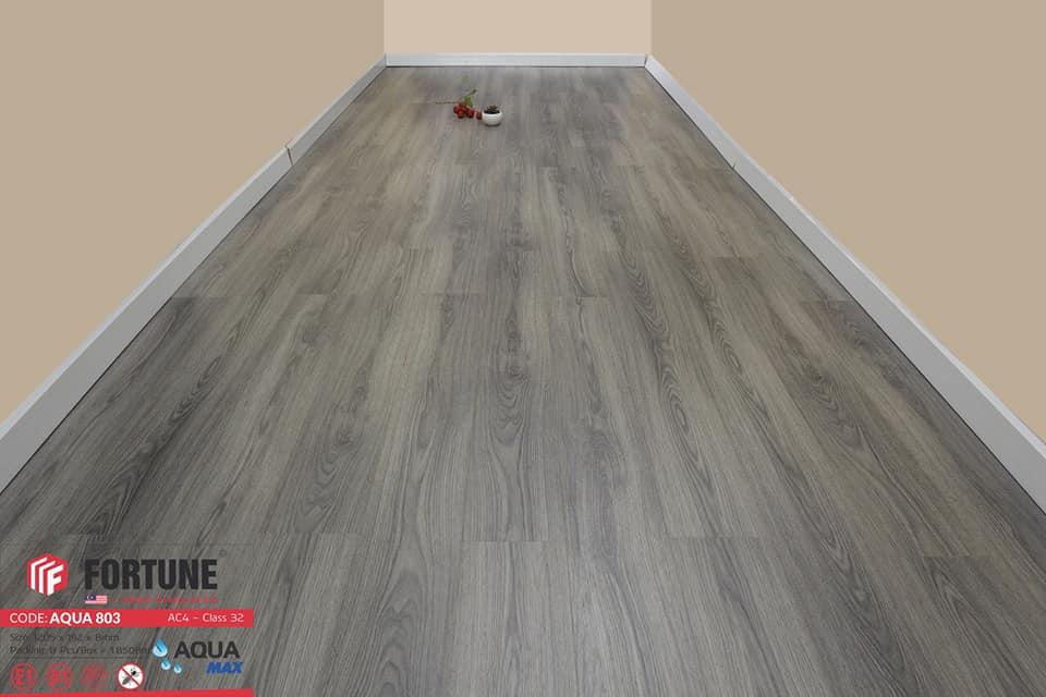 Sàn gỗ công nghiệp Fortune Aqua 803