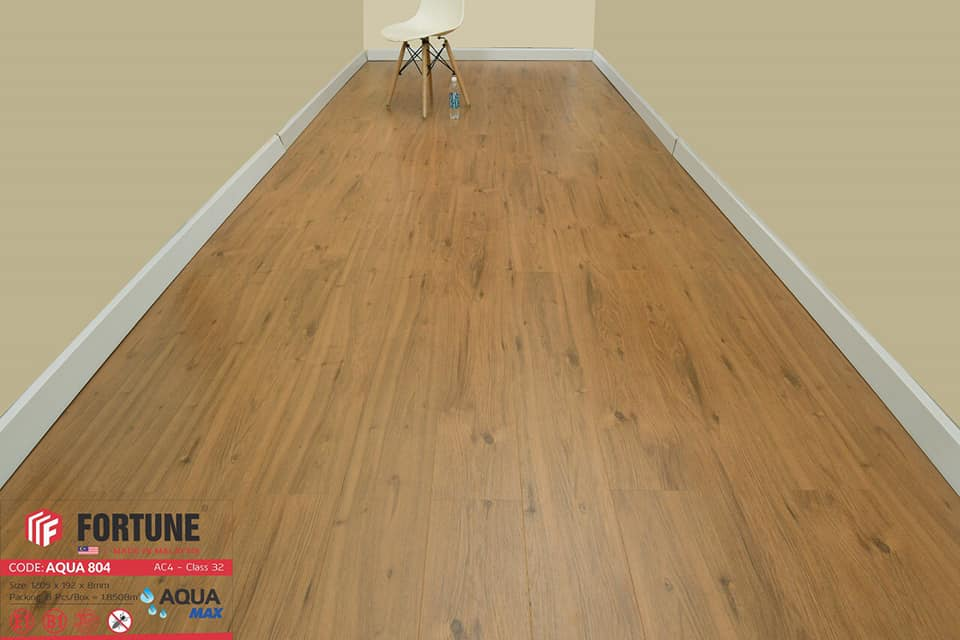Sàn gỗ công nghiệp Fortune Aqua 804