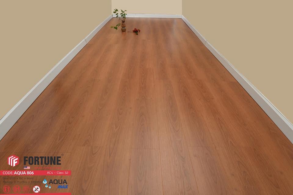 Sàn gỗ công nghiệp Fortune Aqua 806