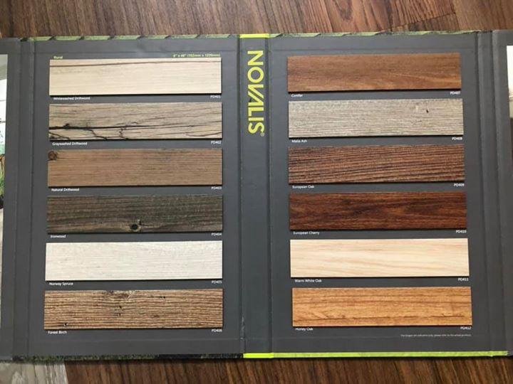 Sàn nhựa giả gỗ novalis