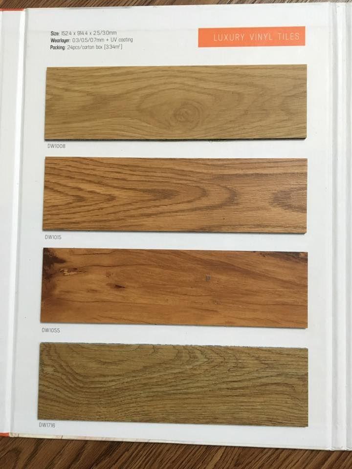 Sàn nhựa giả gỗ deluxe