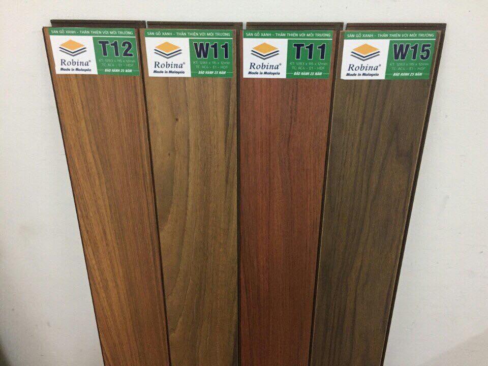 sàn gỗ công nghiệp Robina giá rẻ
