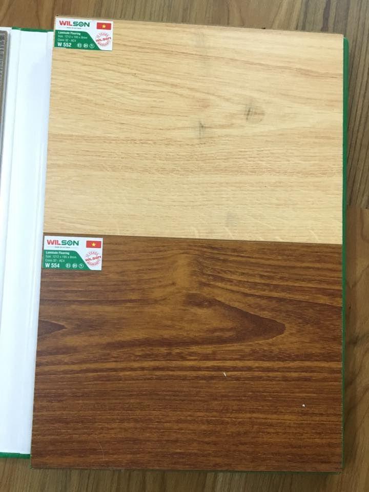 Sàn gỗ công nghiệp wilson