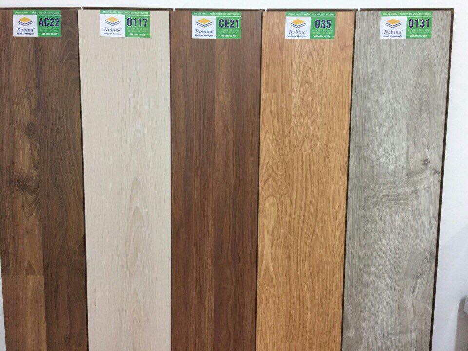 Sàn gỗ ROBINA CAO CẤP GIÁ RẺ