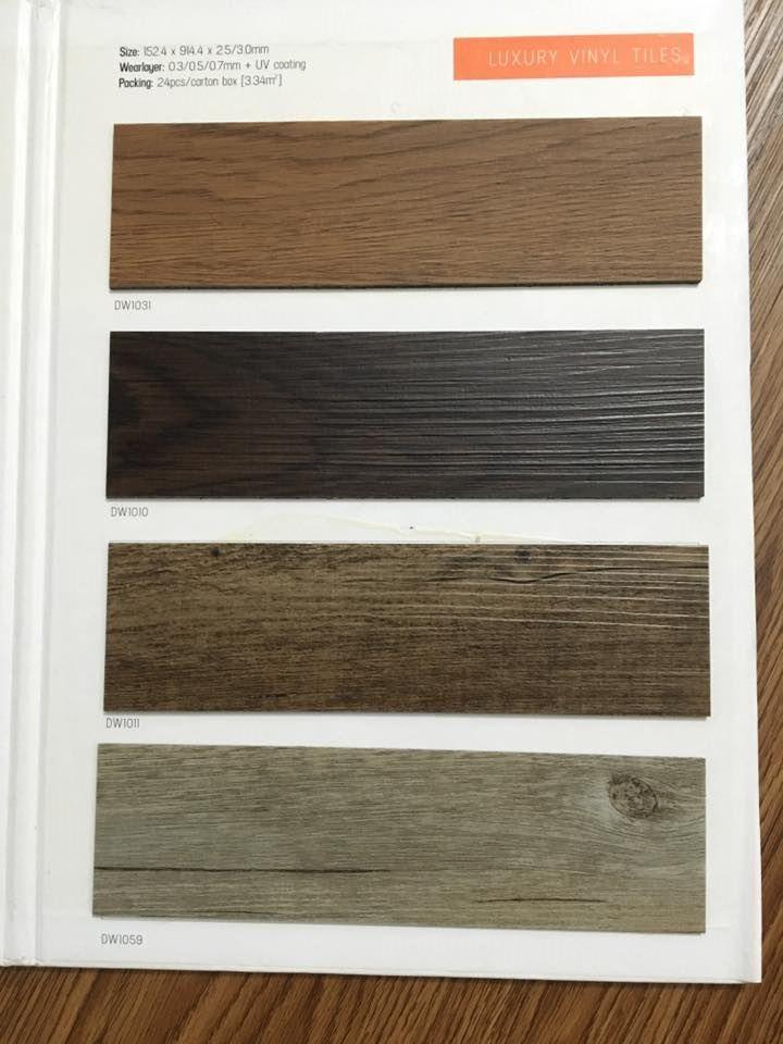 gạch nhựa vân gỗ deluxe