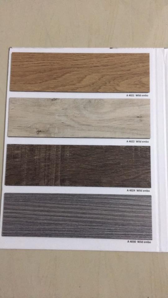 Sàn nhựa giả gỗ aimaru