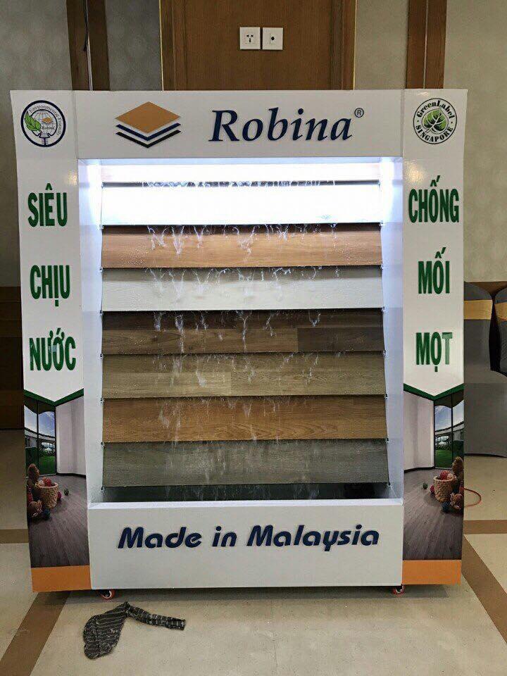 Sàn gỗ công nghiệp ROBINA
