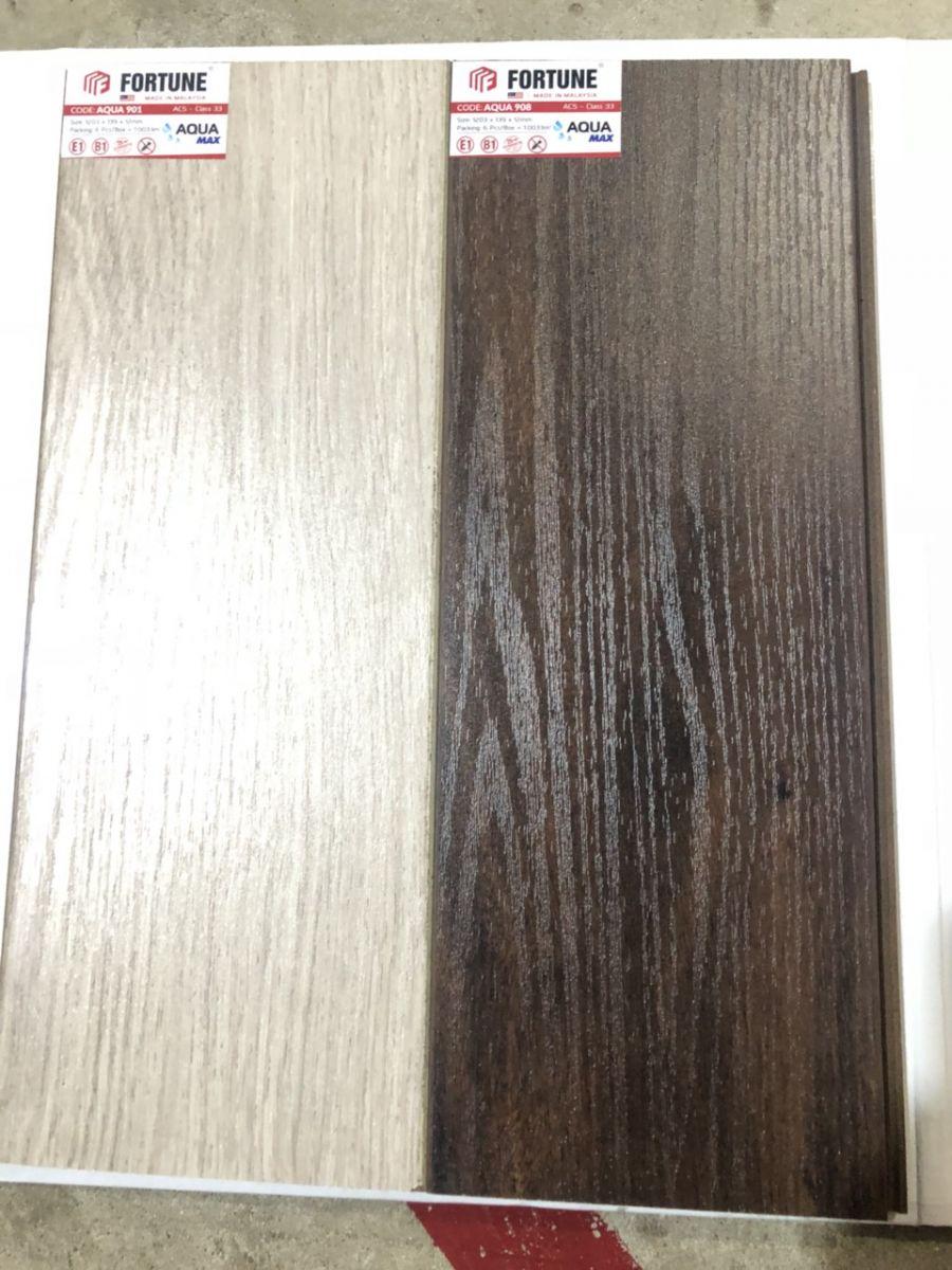 sàn gỗ giá rẻ fortune