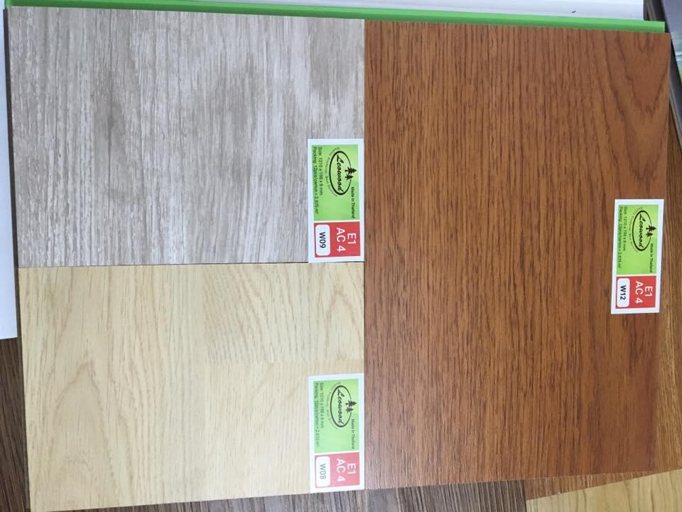 ván sàn gỗ công nghiệp Leowood