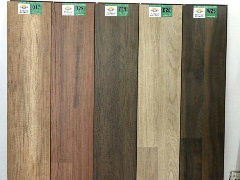 ván sàn gỗ Robina