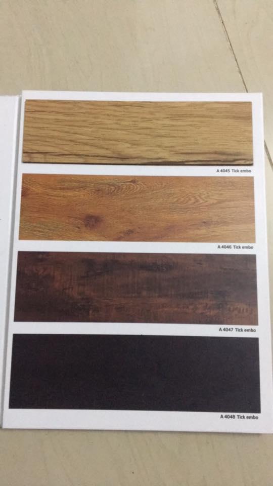 Sàn nhựa aimaru vân gỗ